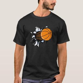 break through basketball T-Shirt