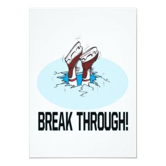 Break Through Card