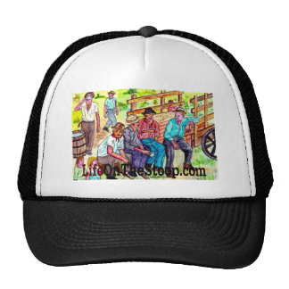 Break Time at Life On The Porch Trucker Hat