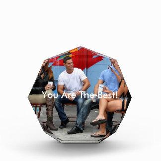 Break Time Acrylic Award