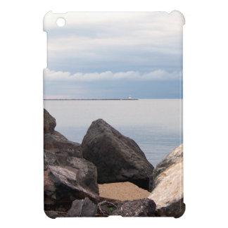 Break Wall On Lake Superior iPad Mini Case