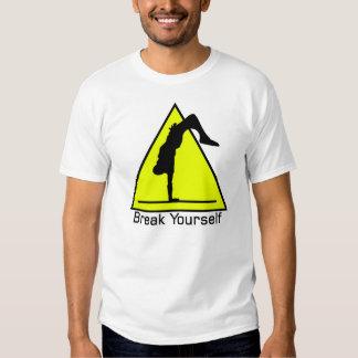 Break Yourself B-Boy T Shirt