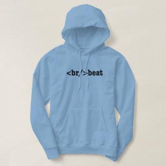breakbeat HTML Hoodie