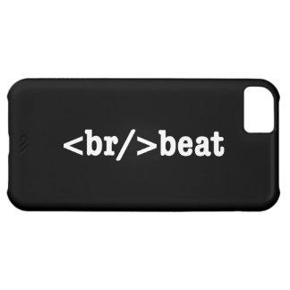 breakbeat HTML iPhone 5C Case