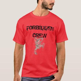 Breakdance_1_by_BlackKittenn, FORBIDDEN CREW T-Shirt