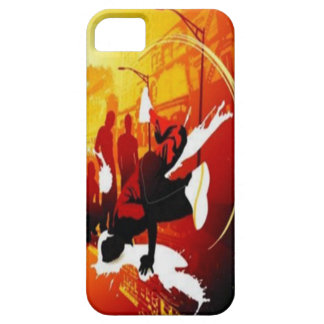 Breakdance - caso del iPhone 5 Funda Para iPhone SE/5/5s