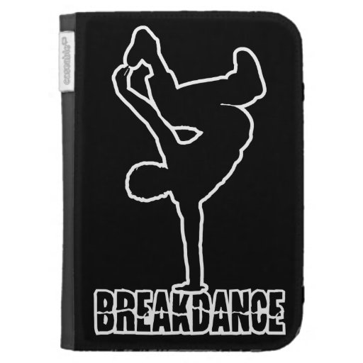 Breakdance custom color Kindle case