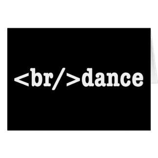 breakdance HTML Card