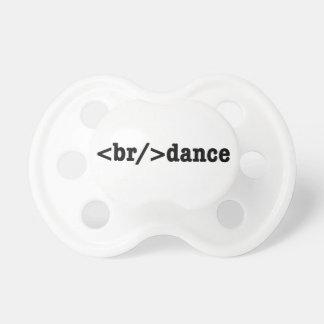 breakdance HTML Pacifier