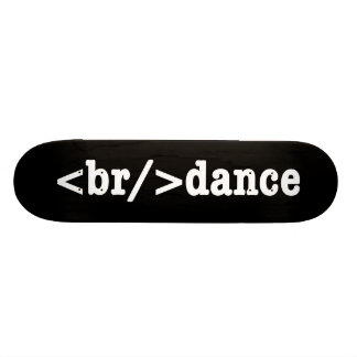 breakdance HTML Skateboard