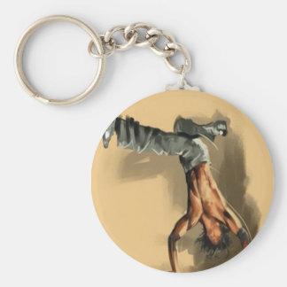 Breakdance - Key Chain