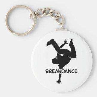 Breakdance Keychain