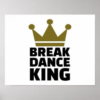 Breakdance King Poster