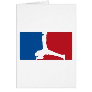 Breakdance Liga Card