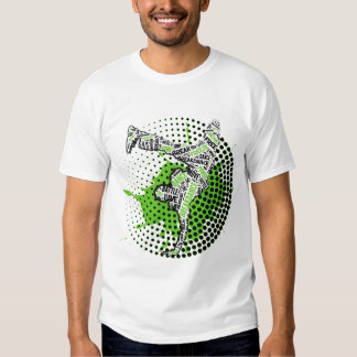 Breakdance One-Handed Freeze T-shirts