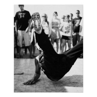 Breakdance photo print by Randomwhat