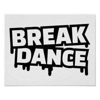 Breakdance Poster