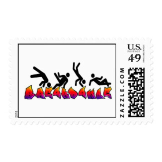 BREAKDANCE STAMPS
