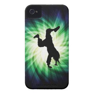 Breakdancer fresco iPhone 4 cárcasa