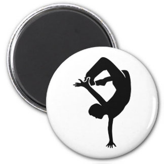 Breakdancer Magnet