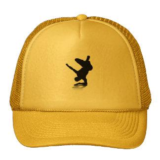 Breakdancer (on elbow) trucker hat