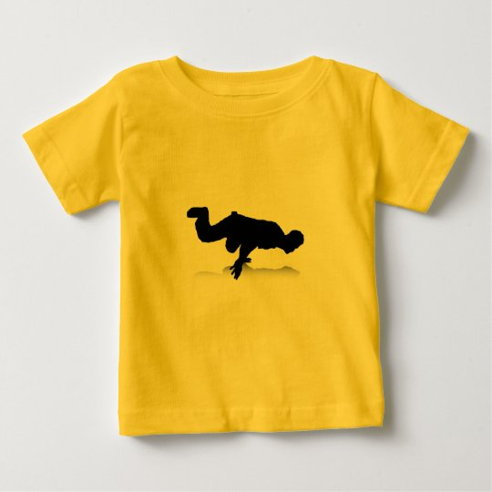 Breakdancer (on one hand) baby T-Shirt
