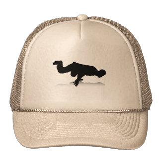 Breakdancer (on one hand) trucker hat
