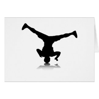 Breakdancer (spin) card