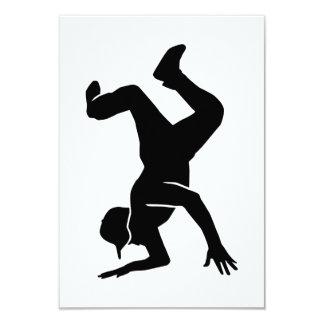 Breakdancing Card