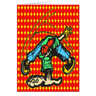 Breakdancing Style Card