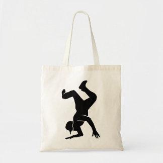 Breakdancing Tote Bag