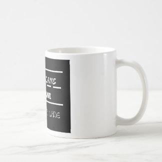 Breakdown Lane Coffee Mug