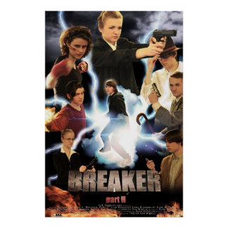 Breaker: Part II Cinema Poster