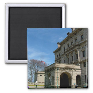 Breakers 2 Inch Square Magnet