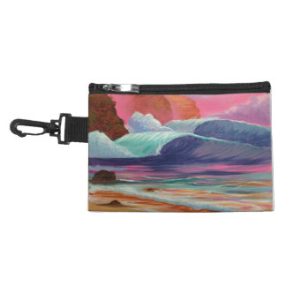 Breakers at Sunset Accessory Bag