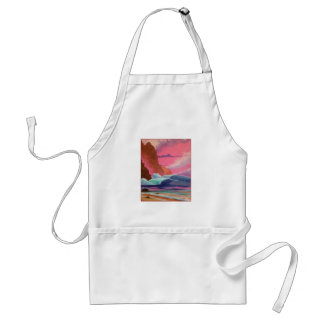Breakers at Sunset Aprons