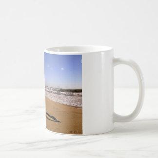 Breakers by M. Izzo - Playa del Rey Memories Coffee Mug