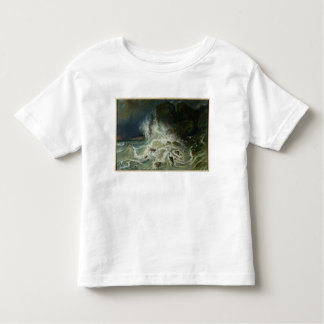 Breakers off Granville Point in the Channel Toddler T-shirt
