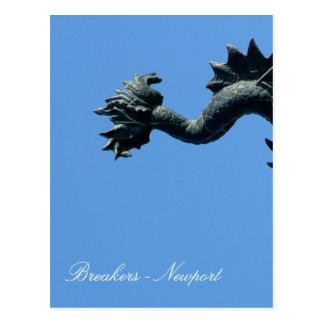 Breakers Postcard