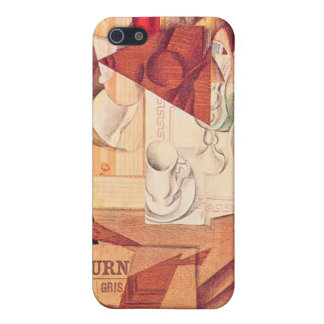 Breakfast 1914, by Juan Gris Case For iPhone SE/5/5s