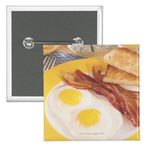 Breakfast 2 pin