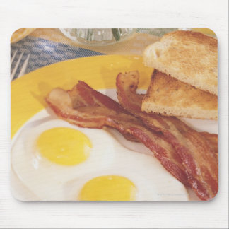 Breakfast 2 mouse pad