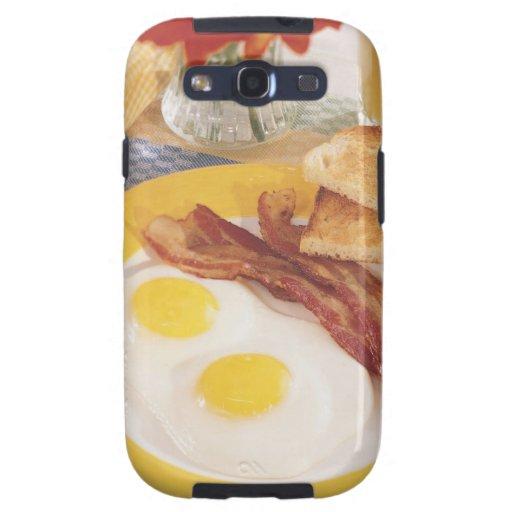 Breakfast 2 samsung galaxy SIII covers