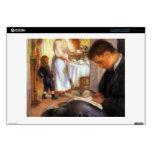 """Breakfast at Berneval by Pierre Renoir Skin For 14"""" Laptop"""