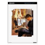 Breakfast at Berneval by Pierre Renoir Decal For iPad 3