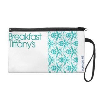 Breakfast at Tiffany's Wristlet Purse