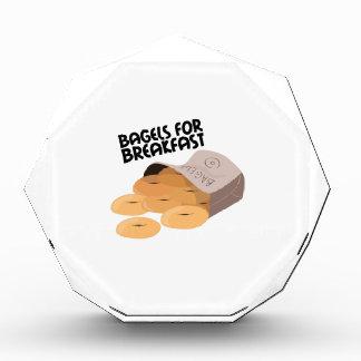 Breakfast Bagels Award