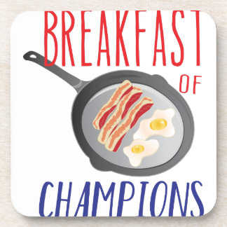 Breakfast Beverage Coaster