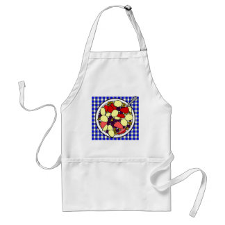 Breakfast Cereal Adult Apron