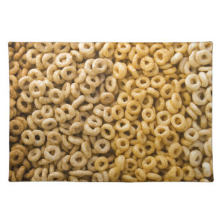 Breakfast Cereal Cloth Placemat